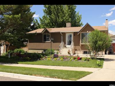 Orangeville Single Family Home For Sale: 35 E Foothill (565 N) N