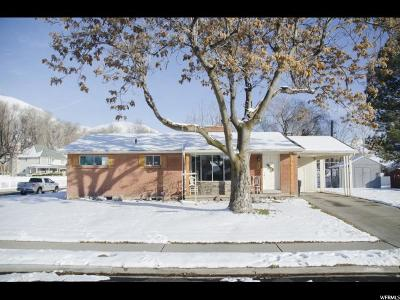 Springville Single Family Home For Sale: 705 S 800 E