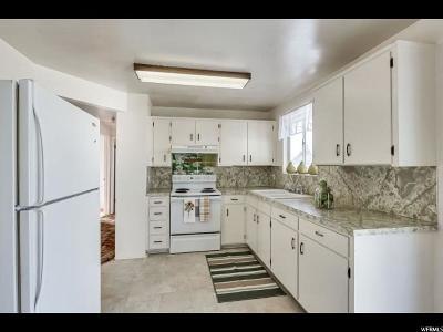 West Valley City Single Family Home For Sale: 6488 W 3860 S