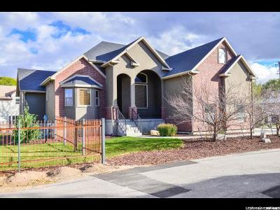 Salt Lake County Single Family Home For Sale: 1522 W 8600 S