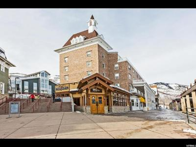 Park City Condo For Sale: 1355 Lowell Ave #5049