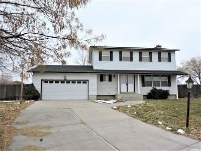 Single Family Home For Sale: 306 N 525 E