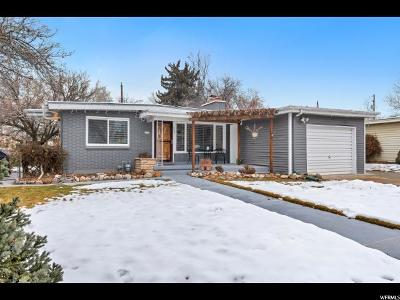 Salt Lake City Single Family Home For Sale: 767 E Lake Cir S