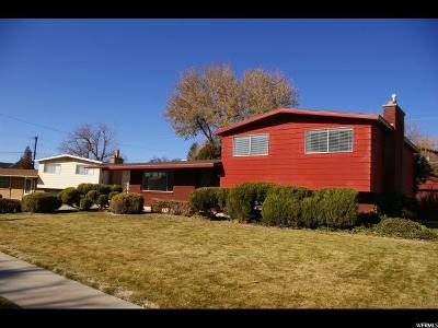 Provo Single Family Home For Sale: 1458 Green Ave