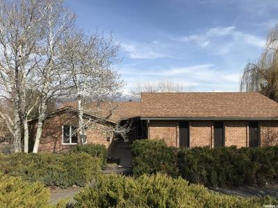 Mendon Single Family Home For Sale: 2410 S 5900 W
