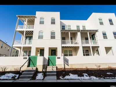 South Jordan Townhouse For Sale: 10598 S Redknife Dr #383