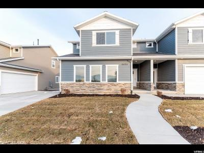 Utah County Townhouse For Sale: 8036 N Clydesdale Dr #3