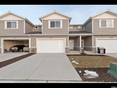 Utah County Townhouse For Sale: 8054 N Clydesdale Dr #6