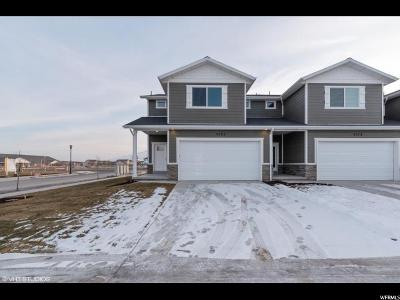 Utah County Townhouse For Sale: 4372 E Colt Dr #46