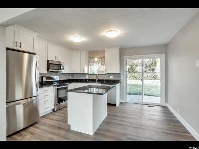 Salt Lake County Single Family Home For Sale: 12161 Spring Rdg