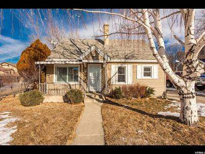 Wasatch County Single Family Home For Sale: 49 E 100 N