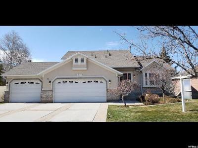 Salt Lake County Single Family Home For Sale: 8058 S Barnwood Way #210