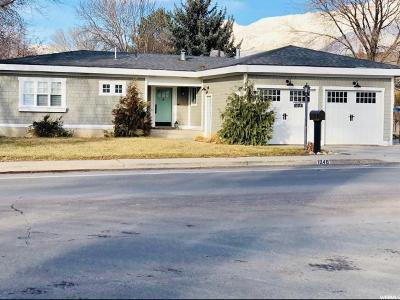 Orem Single Family Home For Sale: 1048 W 400 S