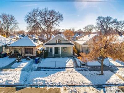 Salt Lake County Single Family Home For Sale: 849 W 600 S