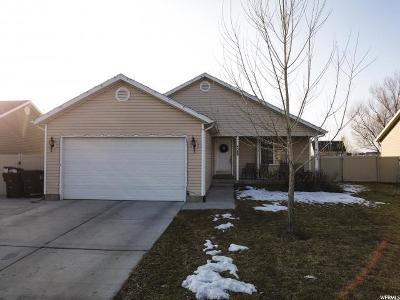 Utah County Single Family Home For Sale: 4589 N Heritage Dr