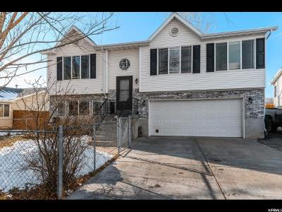 Weber County Single Family Home For Sale: 391 S 150 W