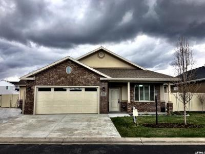 Nibley Single Family Home For Sale: 1065 W 2740 S
