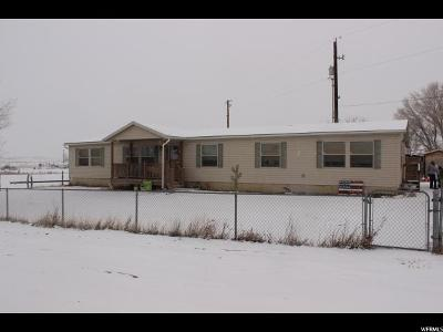 Cleveland UT Single Family Home For Sale: $163,900