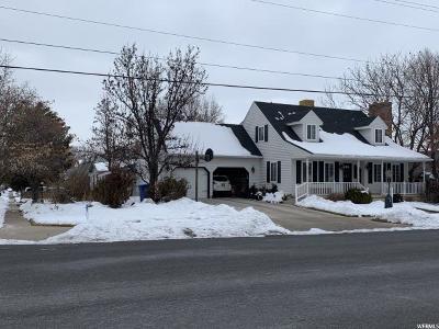 Logan Single Family Home For Sale: 1205 N 600 E