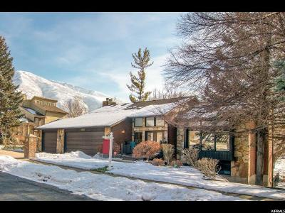 Salt Lake County Single Family Home For Sale: 1698 E Hidden Valley Club Dr