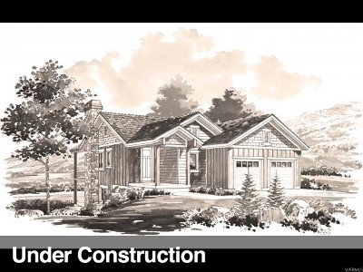 Weber County Single Family Home For Sale: 4385 N Seven Bridges Rd #212