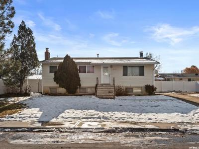 Utah County Single Family Home For Sale: 423 W 1850 N
