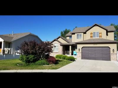 Salt Lake County Single Family Home For Sale: 12373 S Black Powder Dr