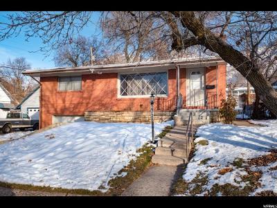 Weber County Single Family Home For Sale: 2726 Tyler Ave