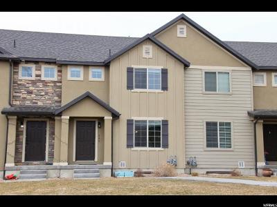 Utah County Townhouse For Sale: 245 S 1800 E