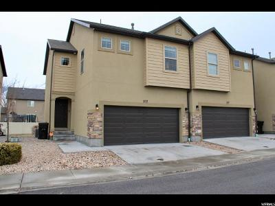 Utah County Townhouse For Sale: 203 S 1930 E