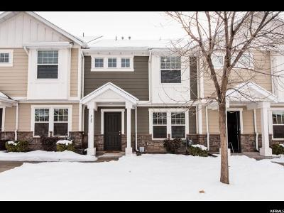 Logan Townhouse For Sale: 239 W 1010 S
