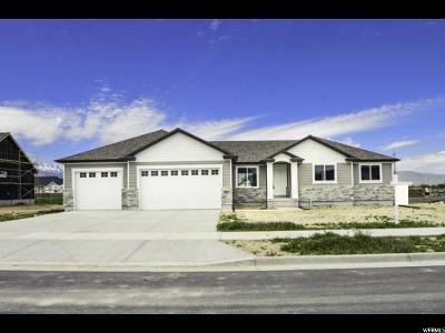 Grantsville Single Family Home For Sale: 314 S Rockaway Cv