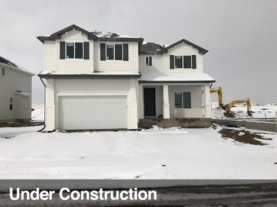 Utah County Single Family Home For Sale: 4559 E Harvest Crop Dr #1731
