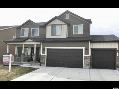 Utah County Single Family Home For Sale: 56 E Water Ln