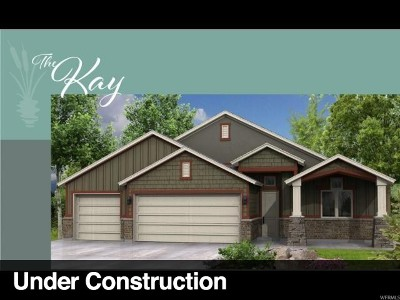 South Weber Single Family Home Under Contract: 527 E Green Springs Dr #203