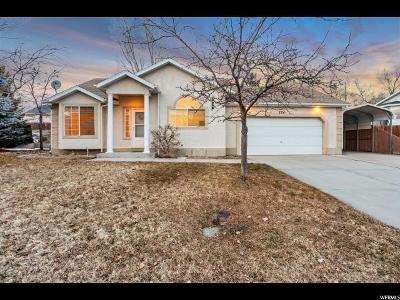 Lehi Single Family Home For Sale: 774 W 2530 N