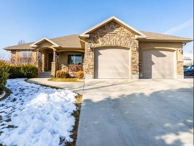 Pleasant Grove Single Family Home For Sale: 2311 N 1560 W