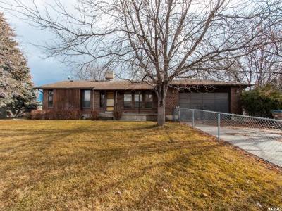 Salt Lake County Single Family Home For Sale: 13025 S Wheatfield Way W
