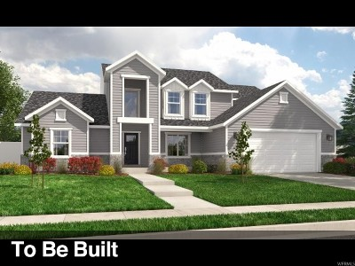 Utah County Single Family Home For Sale: 82 W Wayside Dr #124