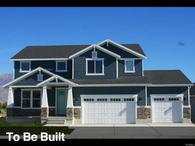 Utah County Single Family Home For Sale: 139 E Beacon Dr #214