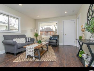 Salt Lake City Single Family Home For Sale: 277 Browning Ave