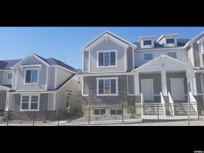 Utah County Townhouse For Sale: 2639 W Nile Dr #18
