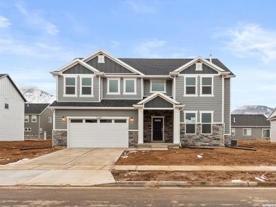 Spanish Fork Single Family Home For Sale: 2388 E Driftwood Dr