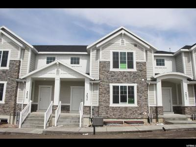 Lehi Townhouse For Sale: 2647 W Nile Dr #20