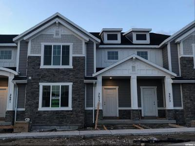 Lehi Townhouse For Sale: 2667 W Nile Dr #24