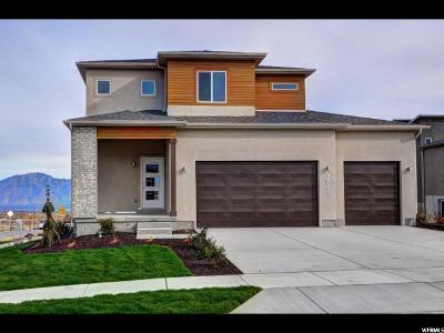 West Jordan Single Family Home For Sale: 7911 S 6375 W #207