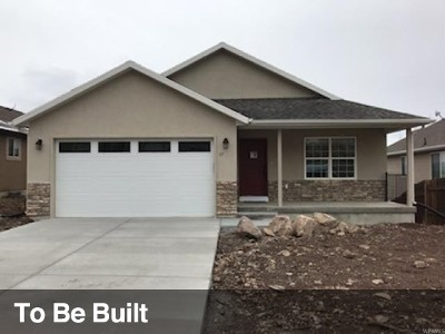 Utah County Single Family Home For Sale: 188 N Peach St #17