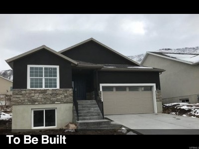 Utah County Single Family Home For Sale: 120 N Peach St