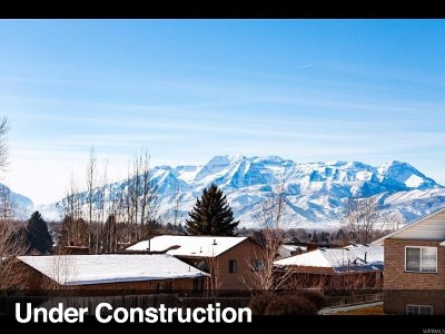 Wasatch County Single Family Home For Sale: 982 N Valley Hills Blvd #1