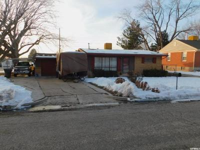 Weber County Single Family Home For Sale: 685 S Iowa Ave. E